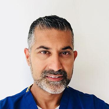 Dr Sanjeev Kapadia